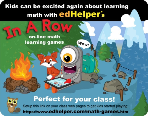 Math Games to use in the Classroom and for On-line Homework