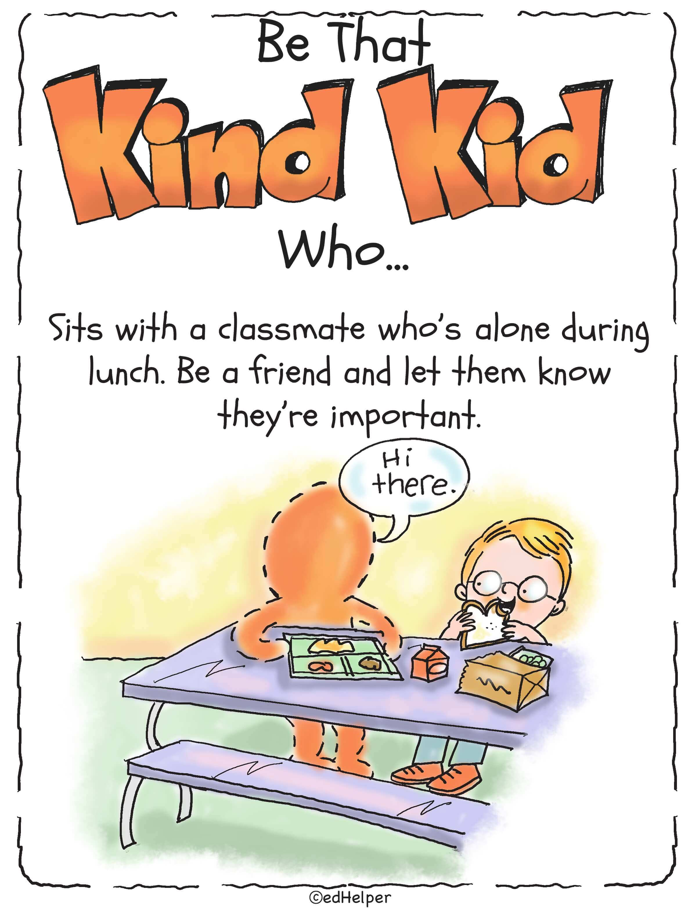 What Kind of Kids Are in Your Class?