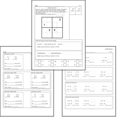 Free L.1.1.D Practice Workbook<BR>Multiple pages of practice for L.1.1.D skills.<BR>Includes first grade language arts, math, and puzzles.