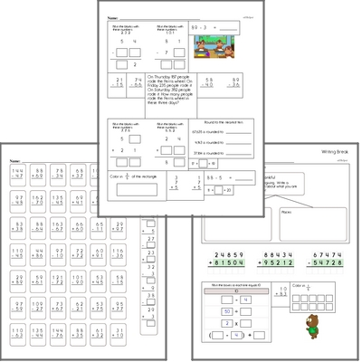 Free L.5.3 Practice Workbook<BR>Multiple pages of practice for L.5.3 skills.<BR>Includes fifth grade language arts, math, and puzzles.