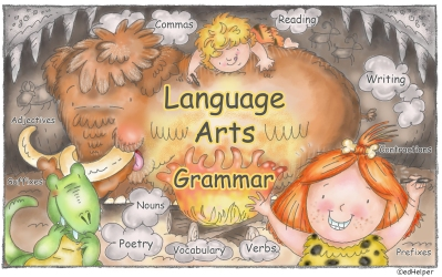 Third Grade Language Arts and Grammar