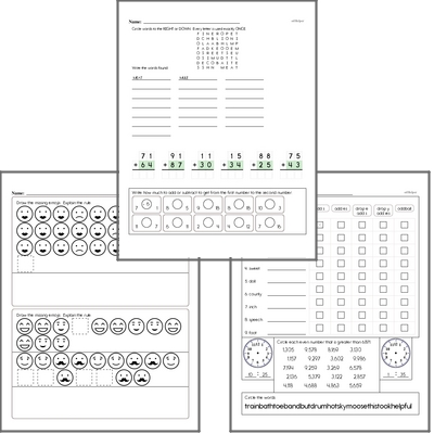 June Fun Packets