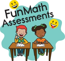 Fifth Grade Math Assessment Practice PDF Pages