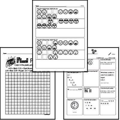Kindergarten Math Minutes