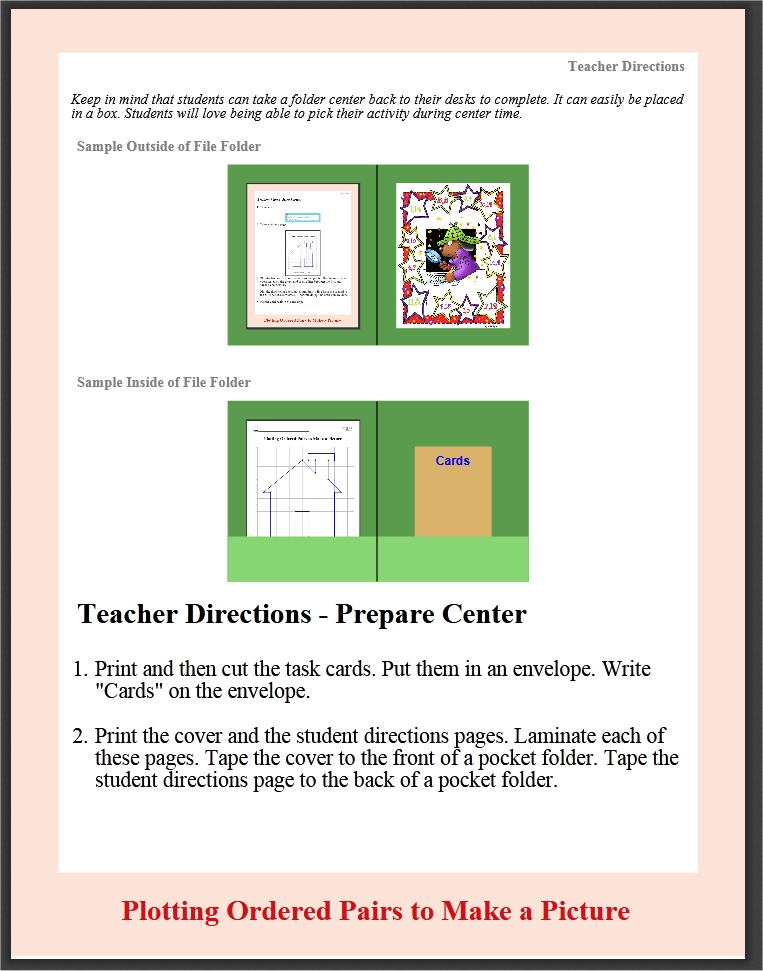 Valentine's Day Math Learning Center
