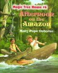 Afternoon on the Amazon (Magic Tree House) Worksheets and Literature Unit