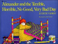 Alexander and the Terrible, Horrible, No Good, Very Bad Day Worksheets and Literature Unit