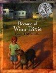 Because of Winn-Dixie Worksheets and Literature Unit