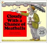 Cloudy With a Chance of Meatballs Worksheets and Literature Unit