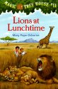 Lions at Lunchtime (Magic Tree House #11) Worksheets and Literature Unit