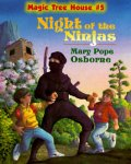 Night of the Ninjas (Magic Tree House) Worksheets and Literature Unit
