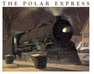 The Polar Express Worksheets and Literature Unit
