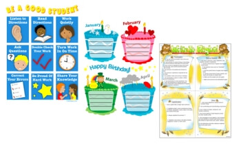 photograph regarding Birthday Bulletin Board Ideas Printable titled Bulletin Board Strategies - Bulletin Discussion boards And Facilities - Topic