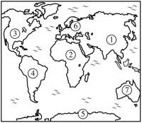 continentsandoceansworksheet- ...