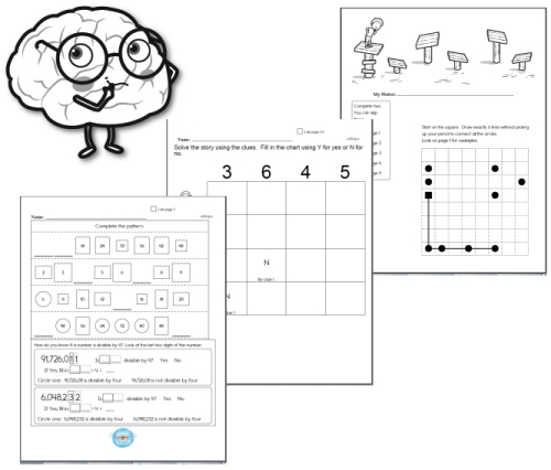Critical Thinking Workbooks