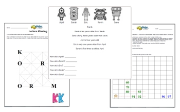 Free Critical Thinking Skills Worksheets And Workbooks Edhelper Com