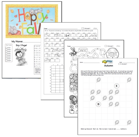 Free Fall Workbook