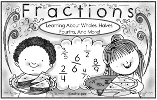 free fraction worksheets  edhelpercom