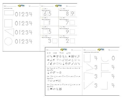 Kindergarten Geometry Printables Worksheets And Lessons