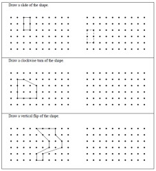 first grade geometry printables worksheets and lessons