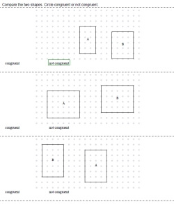 Congruent Shapes and Figures - Printables, Worksheets, and Lessons