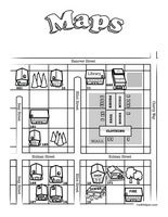 Community maps theme unit activities directions reading a map maps glyph ibookread Read Online