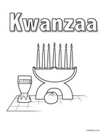 Kwanzaa Theme Unit - Word Searches, Crosswords, and Reading ...