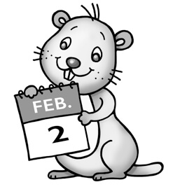 Groundhog Day Coloring Pages Worksheets Lessons And Printables