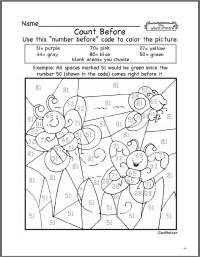 Kindergarten Worksheets | edHelper.com