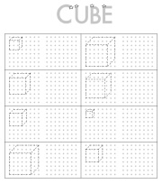 Solid Figures and Solid Shapes - Printables, Worksheets, and Lessons