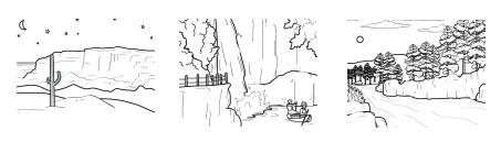 Landform Worksheets
