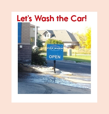 Leveled Book: Let\'s Wash the Car!