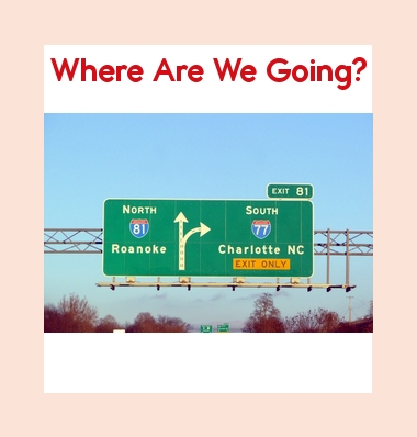 Leveled Book: Where Are We Going?