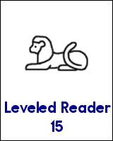 Leveled Readers Level 15