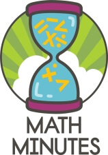 Math Minute Workbooks - A workbook filled with quick math practice to improve fluency.