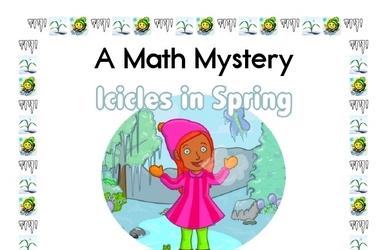 Math Mystery Detectives Printable Book
