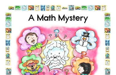 Math Mystery Madness Printable Book