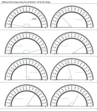 photograph regarding Printable Protractors identify Protractor - Printables, Worksheets, and Courses