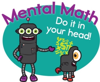 Mental Math Workbooks