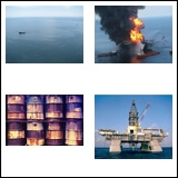 Disaster at Sea: The Gulf Coast Oil Spill - Read and Write Book