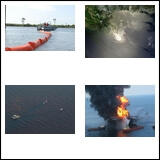 Cleanup in the Gulf - Read and Write Book