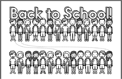 1st grade Workbooks for September
