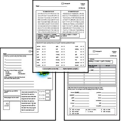 Fourth Grade Spelling List and Workbook (December book #4)<BR>Week of December 24
