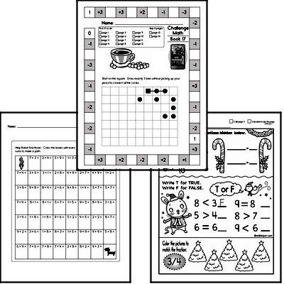 Weekly Math Workbook #17