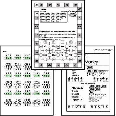 Weekly Math Workbook #19