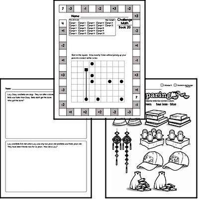 Weekly Math Workbook #20