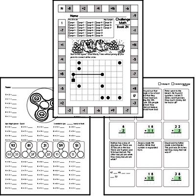 Weekly Math Workbook #24