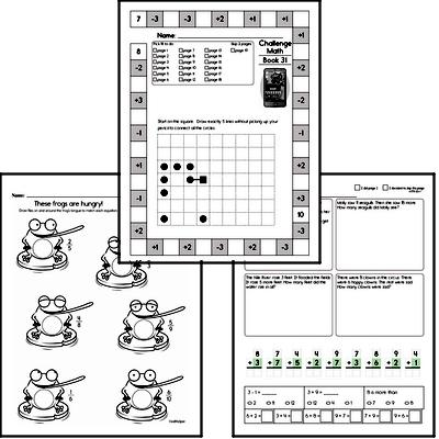 Weekly Math Workbook #31