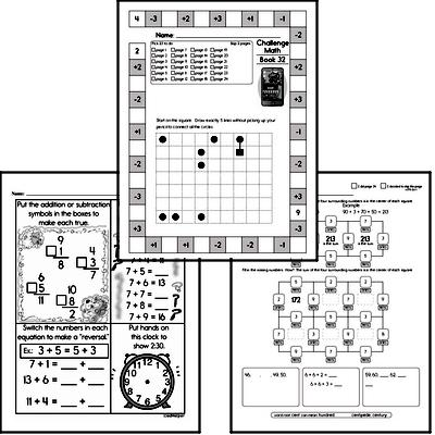 Weekly Math Workbook #32