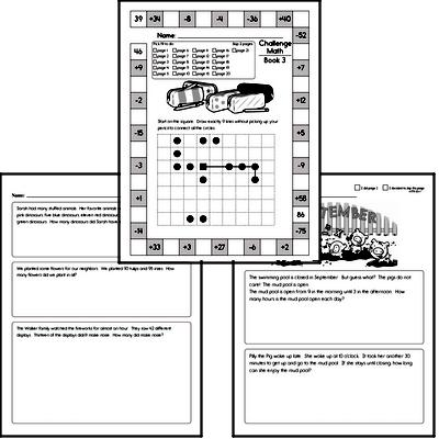Weekly Math Workbook #3